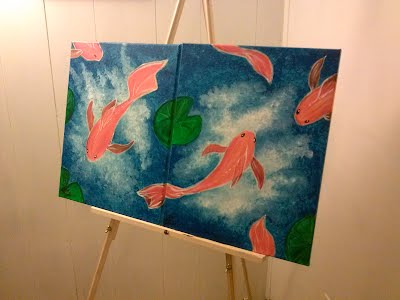 Koi Pond (Double or Single Available)